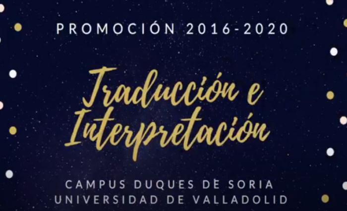 GraduaciónVirtual Promoción 2016-2020